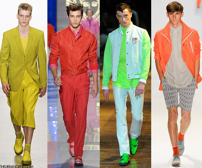 Decoding Colour Blocking for Men By Devina Malhotra COLOUR BLOCK: The colour-blocking trend began about a year ago and it literally means an outfit made up of 'blocks' of solid colour.