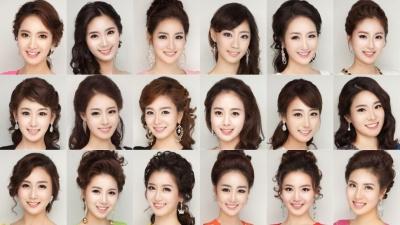 Miss Korea 2013 Dengan Wajah Yang Sama : Bahana Pembedahan Plastik